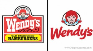 Wendy's Logo Compare