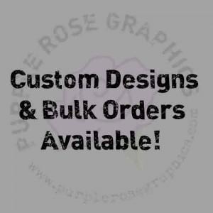 custom designs graphic
