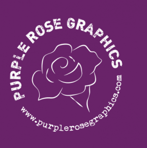 purple rose logo