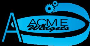 Acme logo design