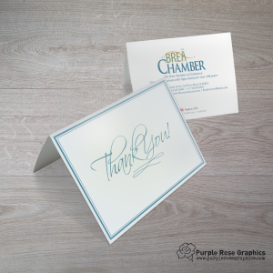 Brea Chamber Greeting Card