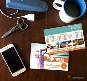 Placentia Business Card Designer