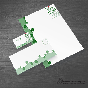 Branded Print and Stationery Designs