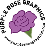 Purple Rose Graphics