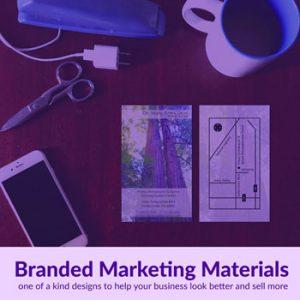 Branding Marketing Materials