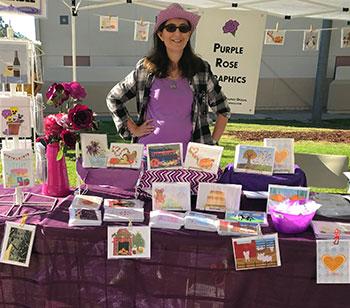 Purple Rose Event