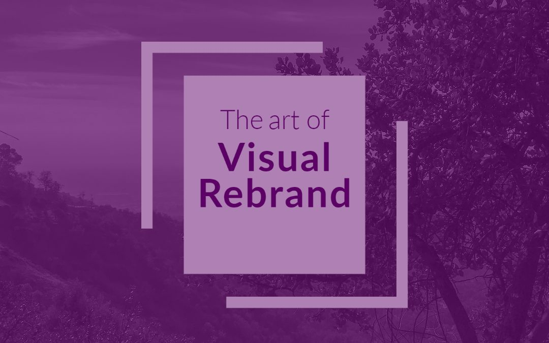 The Art of the Visual Rebrand